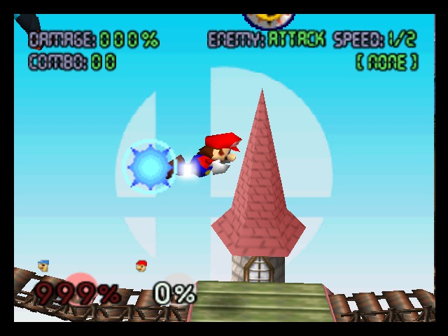 Super Smash Bros. - Battle  - bye bye! - User Screenshot