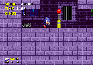 6 Pak - Misc glitch - sonic, what are you pushing - User Screenshot