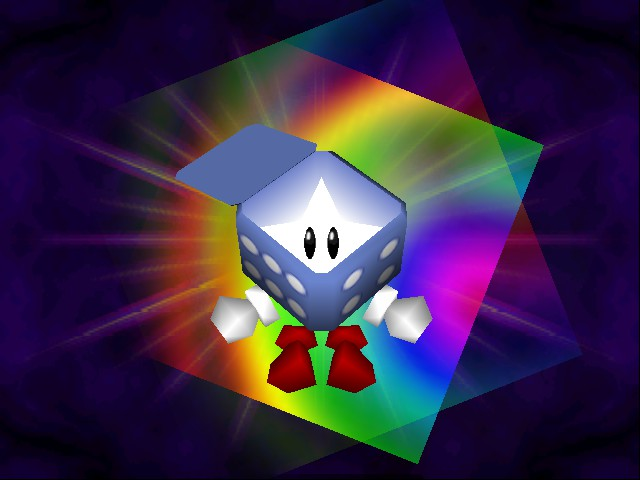 Mario Party 3 - Ending  - Ew! Why do you have to show us your BRAIN? - User Screenshot