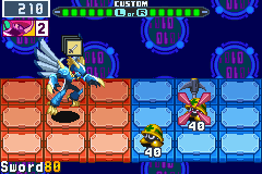 Megaman Battle Network 6 Cybeast Falzar -  - User Screenshot
