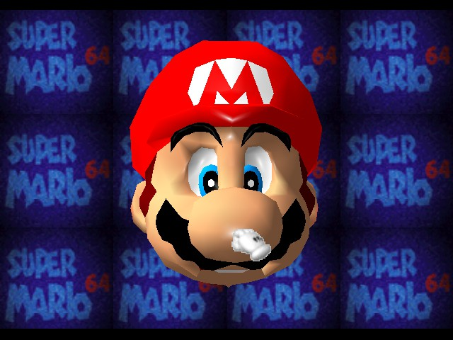 Super Mario 64 - Introduction  - Wat the hack my glove HATES ME |: - User Screenshot