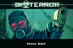 CT Special Forces - Bioterror - Menus Title Screen -  - User Screenshot