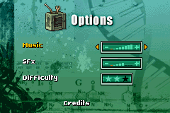 CT Special Forces - Bioterror - Menus Options -  - User Screenshot