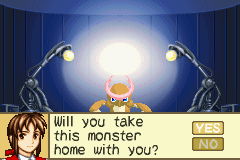 Monster Rancher Advance 2 - Cut-Scene  -  - User Screenshot