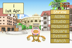 Monster Rancher Advance 2 - Location  -  - User Screenshot
