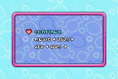 Powerpuff Girls, The - Him and Seek - Menus Options -  - User Screenshot