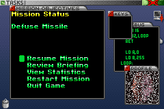 xXx - Menus Pause Menu -  - User Screenshot