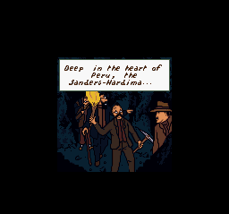 The Adventures of Tintin - Prisoners of - Cut-Scene  -  - User Screenshot