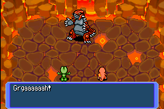 Pokemon Mystery Dungeon - Red Rescue Team - Battle  - Well...that was easy... - User Screenshot