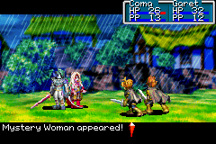 Golden Sun - Battle  - HOW MYSTERIOUSSSS - User Screenshot