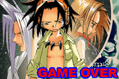 Shaman King - Master of Spirits - Gameover  - Woh Woh >_ - User Screenshot