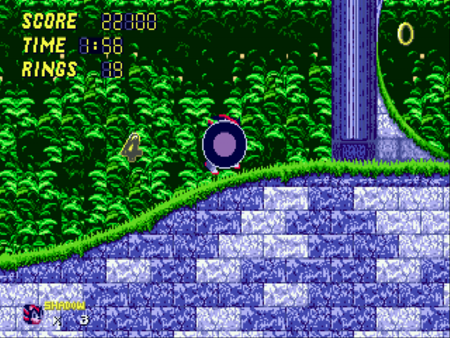 Sonic 2 - Project Shadow - The scariest thing to hear (drowning jingle) - User Screenshot