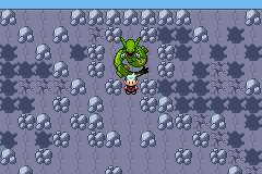 Pokemon Emerald - Battle  - Rayquaza is Harmless - User Screenshot