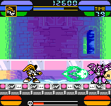 Rockman - Battle & Fighters - Level  - Bass vs. Shademan - User Screenshot