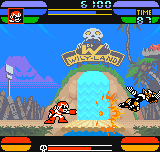 Rockman - Battle & Fighters - Level  - Protoman vs. Slashman - User Screenshot