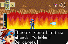 Rockman EXE WS (english translation) - Cut-Scene  -  - User Screenshot