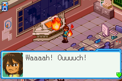 Megaman Battle Network 6 Cybeast Gregar - Cut-Scene  - That