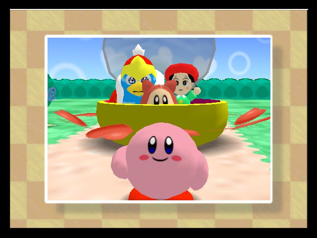 Kirby 64 - The Crystal Shards - Ending  -  - User Screenshot