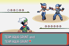 Pokemon Emerald - Battle  - BROBALLZ! - User Screenshot