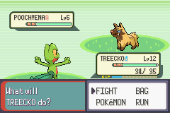 Pokemon Emerald - Battle  - HOLY CRAP! O_O - User Screenshot