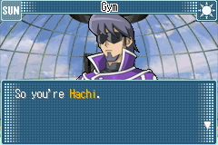 Yu-Gi-Oh! GX - Duel Academy - Misc  - I was told that Hachi meant Wolf or Dog - User Screenshot