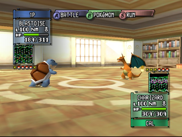 Pokemon Stadium 2 - Battle  - why is this so familiar? - User Screenshot