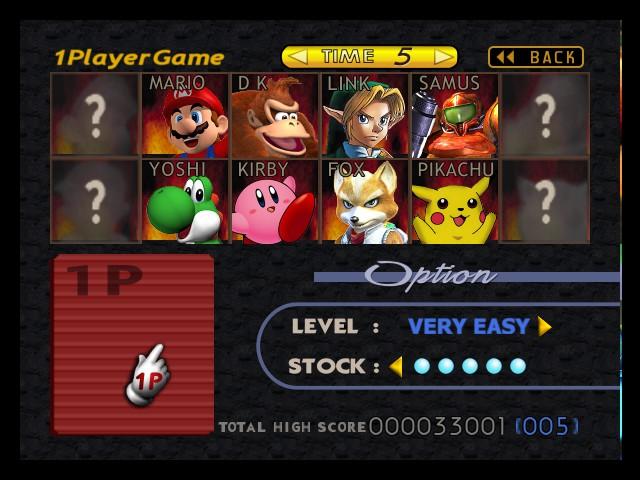 Super Smash Bros  HD hack (N64) Game - Nintendo 64 - User