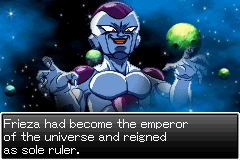 Dragon Ball Z - Supersonic Warriors - Cut-Scene  - All Hail Emperor Frieza! - User Screenshot