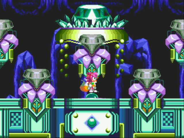 Play sonic 3 amp amy rose online gen rom hack of sonic the hedgehog 3