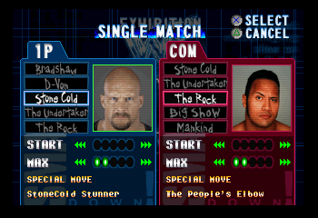 stone cold characters