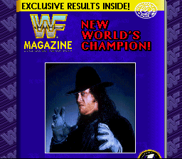 WWF Royal Rumble - Ending  - Ooooh Yeees! - User Screenshot