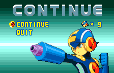 Rockman EXE WS (english translation) - continue? - User Screenshot