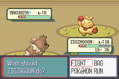 Pokemon Sapphire - Battle  - OMIGODOMIGODOMIGOD!!!!!!!!!!!!!!!!!!!!!!!!!!! - User Screenshot