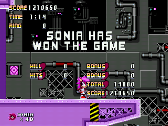 The S Factor - Sonia and Silver - Ending  - Nailed it! - User Screenshot