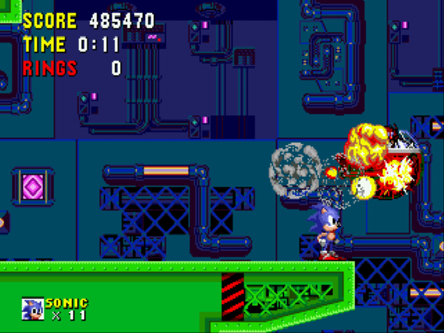 Play sonineko sonic 1 hack online gen rom hack of sonic the hedgehog