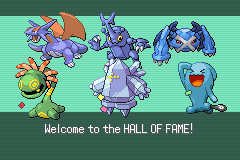 Pokemon Emerald - Shoulda picked mudkip... >_> - User Screenshot