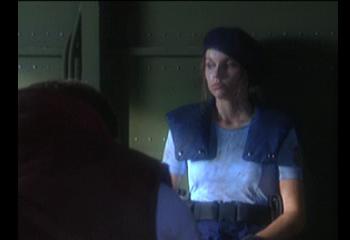 Jill Valentine  Ending :Always Loved The FMVs   User Screenshot