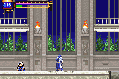 Castlevania - Aria of Sorrow - I shall calm him Mini me - User Screenshot
