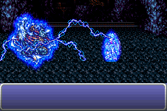 Final Fantasy VI Advance - Battle  - Linking of the Magic - User Screenshot