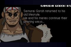 F-Zero - GP Legend - Cut-Scene  - Samurai Goroh Ending - User Screenshot