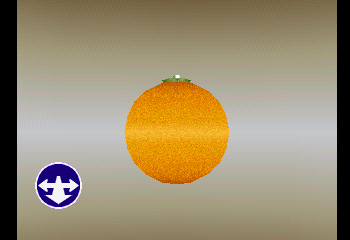 Just a normal orange...?
