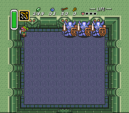 Legend of Zelda, The - A Link to the Past - IM HALFWAY THERE! AHHH! LIVIN ON A PRAYER! - User Screenshot
