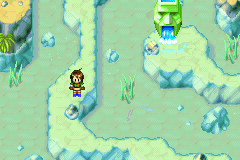 Golden Sun - The Lost Age - Tui and La - User Screenshot