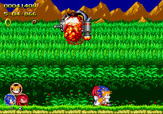 Sonic 2 Heroes - Cut-Scene  - He Is Soo Dead For It - User Screenshot