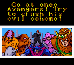 Captain America & The Avengers - Introduction  - yeah....crush em - User Screenshot