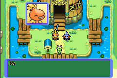 Pokemon Mystery Dungeon - Red Rescue Team - Cut-Scene  - RE LOL TOO SOON - User Screenshot