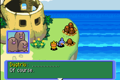 Pokemon Mystery Dungeon - Red Rescue Team - Cut-Scene  - LIER - User Screenshot