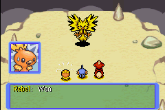Pokemon Mystery Dungeon - Red Rescue Team - Cut-Scene  - PEEKABOO - User Screenshot