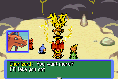 Pokemon Mystery Dungeon - Red Rescue Team - Cut-Scene  - YOLO - User Screenshot