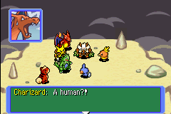 Pokemon Mystery Dungeon - Red Rescue Team - Cut-Scene  - OH MY GOD - User Screenshot